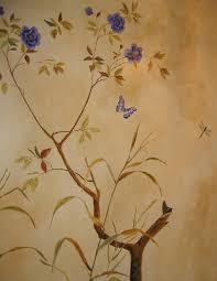 hand painted wallpaper mural on hand painted wall murals artist with hand painted wallpaper mural jess arthur mural artist