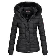 Женская верхняя одежда Marikoo warme Damen Winter Jacke ...