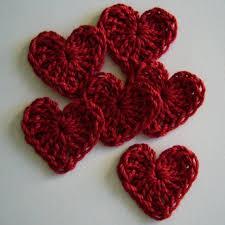 Crochet Heart Pattern Free Beauteous Hearts To Crochet 48 Free Patterns Grandmother's Pattern Book