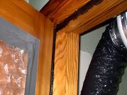 How To Light Proof A Door Best Way To Seal A Door With Panda Plastic Growroom