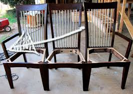 repurpose old furniture. Elegant Repurpose Old Chairs He Then Squared Up The Chairs. Our Have A Nice Furniture E