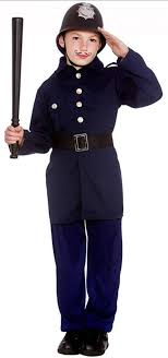Victorian Policeman Costume For Boys. Loading Zoom, Please Wait. Specials