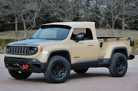 Jeep and Ram Chief Suggests Two Midsize Pickups in the Future Photo ...