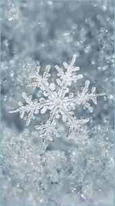 Ice Snowflake IPhone 11 Plus Wallpaper ...