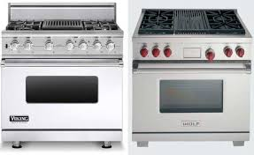 Five Differences Between Wolf and Viking Ranges Designer Home