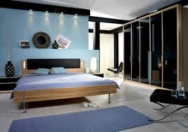 color schemes for bedroom interior1 Mix and Match blue bedroom .
