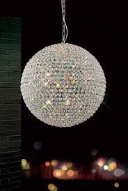 diamonds r forever large crystal ball chandelier 3 sizes regarding contemporary residence crystal ball chandelier remodel