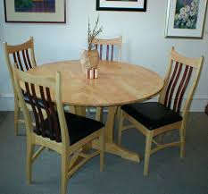outstanding furniture maple dining room set incredible tiger table w turned legs hawk ridge furniture intended