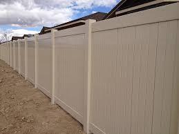 Vinyl Fences Reno Carson City Gardnerville NV