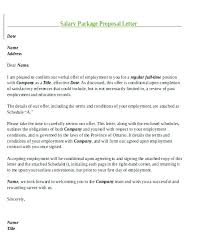 Counter Offer Letter Examples Ideal Proposal Template Job Example ...
