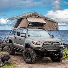 The Tuff Stuff rooftop tent is designed to provide the ultimate ...