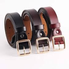 women girl needle buckle belt plain leather waistband trouser belt leather straps belt for men wedding belts from pjtucker 30 05 dhgate com