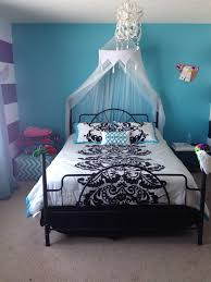 13 yr old girl bedroom ideas with teen girls room just got this for my soon to be year kids