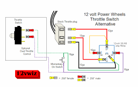 relays modifiedpowerwheels com jparthum s ridiculously complicated 18v xtreme machine wiring diagram · cjb s keyed ignition remote kill setup · divinar s 3x 6v battery charge diagram