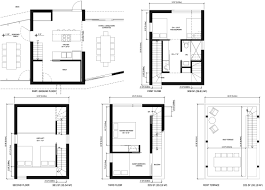 interior and exterior floor plans for cube house home pattern design layout plan full size flo