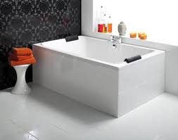 portofino 12 jet whirlpool bath 1800mm x 1150mm lucite double 2 person inset bath
