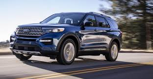 Ford Explorer Towing Capacity Chart Fords 2020 Explorer Charts New Course Wardsauto