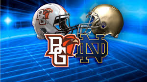We're still known for our incredibly fast. Notre Dame Vs Bowling Green October 5 2019