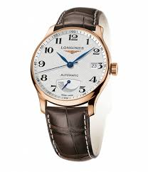 best online shop longines watches bodying my longines l2 708 8 78 3 men watches automatic silver dial 18ct rose gold case