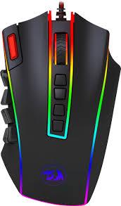 Игровая <b>мышь Redragon Legend Chroma</b> RGB,24 кнопки,24000 dpi