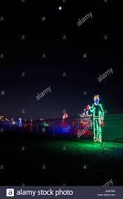 Light Show In Sedona Az Arizona Christmas Lights Stock Photos Arizona Christmas