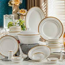 dinner dish sets. Beautiful Dinner 56piece Set Royal Floral Painting Fine Bone China Unit Of Dinner Buffet  Dishes For Dinner Dish Sets S