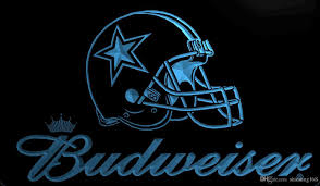 2018 ls1982 b dallas cowboys helmet budweisers bar neon led light sign jpg from shinning168 10 99 dhgate com