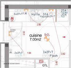Hauteur D Un Plan De Travail Cuisine Luxe Hauteur Prise Plan De