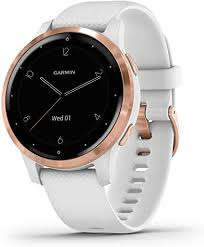 <b>Garmin</b> 010-02172-21 <b>Vivoactive 4S</b>, Smaller-Sized <b>GPS</b>