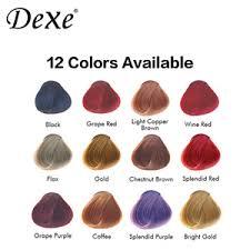 Ice Cream Hair Color Chart Ice Cream Hair Color Chart