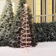 Holiday Time Pre-Lit 6' Alpine Fir Artificial Christmas Tree ...