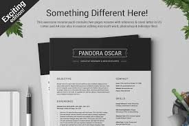 2 Pages Clean Resume Cv - Pandora By Snipescientist On Deviantart in Resume  Pandora 12668