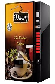 Buy Coffee Vending Machine Online Stunning Buy Divine Mini 48Lane Coffee Vending Machine Online At Low Prices