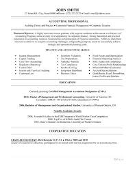 ... Entry Level Accounting Resume Sample with regard to ucwords] ...