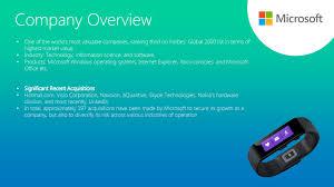 Microsoft Corporate Strategy Corporate Strategy Analysis Microsoft Yaqi Li