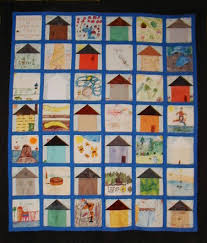 Quilting with Children & Santa Cruz County quilt Adamdwight.com