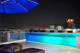 Luxent Hotel Infinity Pool Picture of Luxent Hotel Quezon City