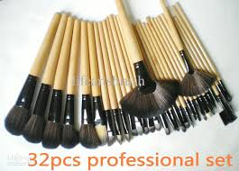 mac makeup brushes set more or less 10 piece more or less 10 piece whole 32 pieces professional cosmetic brushes