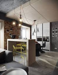 Home Designs: Cool Attic Loft - Modern Apartment Ideas