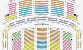Colosseum Ceasar Palace Seating Chart Arlene Schnitzer