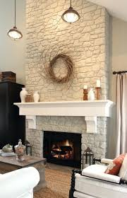 ... Refinishing Brick Fireplace Ideas Refacing Pictures ...