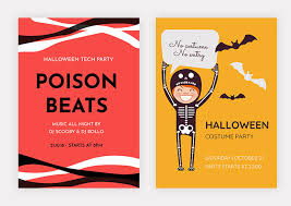 Halloween Flyers Templates Free Halloween Flyer Templates