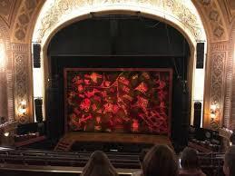 Theater Photos At Paramount Theatre Seattle