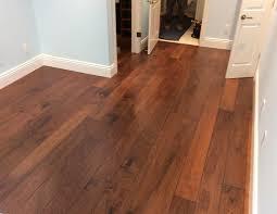 walnut hardwood floor. Walnut Wood Floors Installed In Bedroom Walnut Hardwood Floor