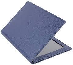 byron and brown florence 2 fold leather travel frame 6x4 b019oeaji0
