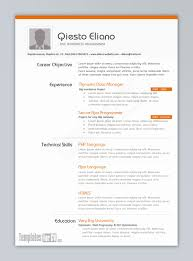 Free Microsoft Word Resume Templates Latter Example Template