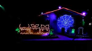 Crazy Train Light Show 2011 Halloween Light Show Diary Intro Crazy Train