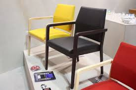 colorful dining room chairs. Angular And Colorful, These Dining Chairs From Designers Based In The Czech Republic Are Basic Colorful Room D