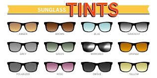 Guide To Sunglass Lens Tints Sunglasses Rx Sunglasses