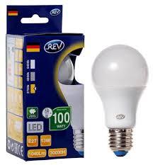 <b>Лампа</b> светодиодная <b>REV</b> 32346 4, E27, <b>A60</b>, 13Вт — купить по ...